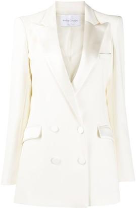 Hebe Studio Double-Breasted Jacket