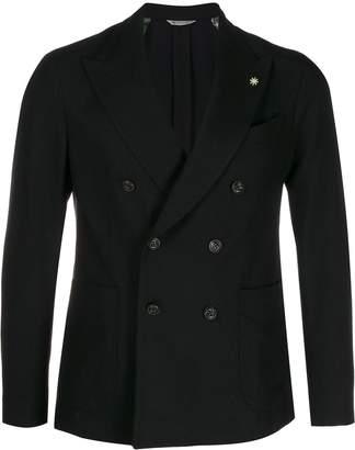 Manuel Ritz double breasted blazer