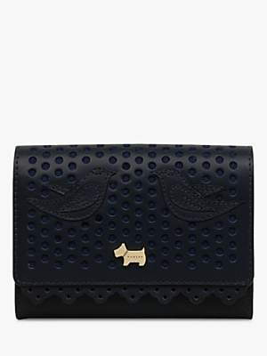 Radley Bird Cut Out Small Leather Purse