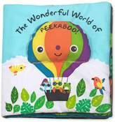 Melissa & Doug Peakaboo! Soft Book