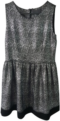 Emile & Ida Silver Cotton - elasthane Dresses