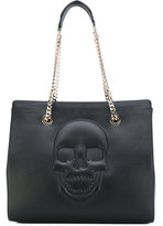 Philipp Plein Betty tote - women - Calf Leather/metal - One Size