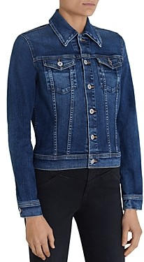 AG Jeans Denim Jacket in Alliance