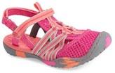Jambu Toddler Girl's 'Rhea' Water Repellent Sport Sandal
