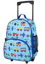 Wildkin Kids Wildkin Print Rolling Suitcase