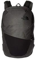 The North Face Aurora (Asphalt Grey Light Heather/TNF Black) Backpack Bags