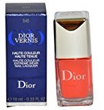 Christian Dior Vernis Nail Lacquer No.545 Psychedelic Orange Women Nail Polish by Christian Dior, 0.33 Ounce