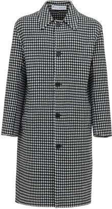 J.W.Anderson Houndstooth Wool Coat