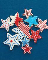 Martha Stewart Collection Star Cookie Cutters, Set of 4