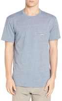 VISSLA Men's 'Mad River' Chest Pocket T-Shirt