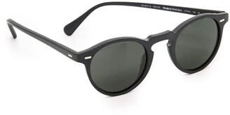 Oliver Peoples Gregory Peck Polarized Sunglasses