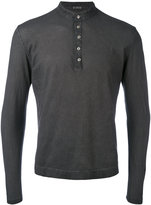 Massimo Alba buttoned sweatshirt - men - Cotton - S