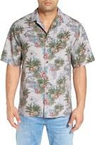 Tommy Bahama 'Mapa Valley' Original Fit Print Silk Camp Shirt