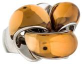 Chimento Citrine Infinity Ring