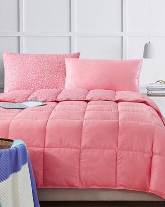 Collier Campbell Bird On Branch Printed Down Alternative Mini Comforter Set