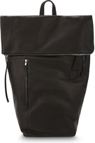Rick Owens Walrus leather backpack