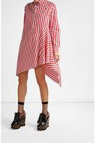 Marques Almeida Marques\' Almeida Printed Cotton Dress