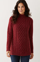 J. Jill Ashwood Cable Tunic