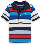 Tommy Hilfiger Final Sale-Stripe Polo