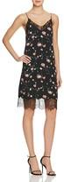 Lucy Paris Floral Lace Slip Dress - 100% Bloomingdale's Exclusive