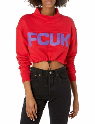 French Connection Women's Drawstring Sweater