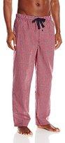 Perry Ellis Men's New Plaid Woven Sleep Pant