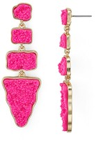 BaubleBar Oracle Drop Earrings