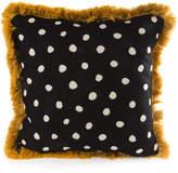 Mackenzie Childs MacKenzie-Childs Reversible Dotty Throw Pillow