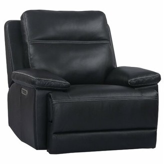 Latitude Run Syn Leather Power Recliner