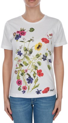 Blugirl Cotton T-shirt