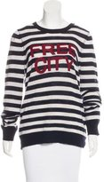 Freecity Free City Cashmere Striped Sweater