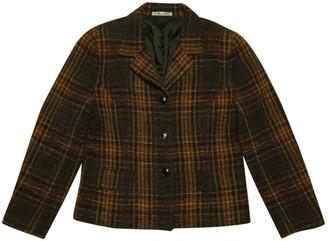 Aquascutum London Multicolour Wool Coat for Women