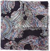 Etro paisley print scarf - men - Cashmere/Modal - One Size