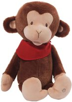 Gund Move With Me Monkey Animated Stuffed Baby Toy