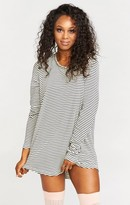 MUMU John Bell Sweater ~ Skinny Sailor Stripe
