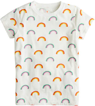 J.Crew Crewcuts By Brittany All Over Print Graphic T-Shirt