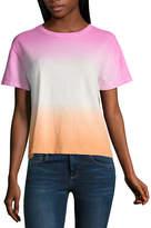 Arizona Short Sleeve Crew Neck T-Shirt- Juniors