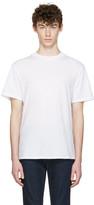 Alexander Wang White High Neck T-shirt