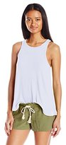 Rip Curl Juniors' Love and Surf High Neck Rib Tank Top