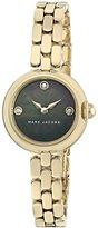 Marc Jacobs Women's Courtney Gold-Tone Watch - MJ3460