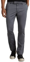 John Varvatos Stretch Cotton Slim Fit Pants