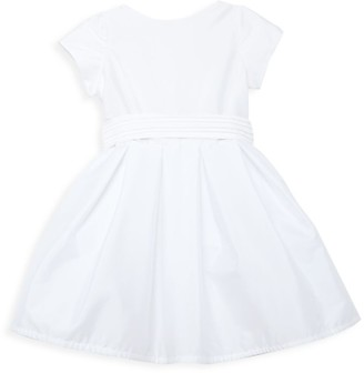 Isabel Garreton Little Girl's Chic Taffeta Dress