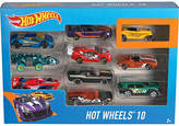 Hot Wheels Hotwheels 10 pack model cars