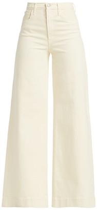 J Brand Thelma High-Rise Super Wide-Leg Jeans