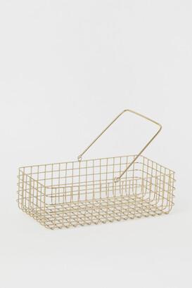 H&M Metal Wire Basket