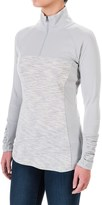 Columbia Outerspaced II Shirt - Zip Neck, Long Sleeve (For Women)