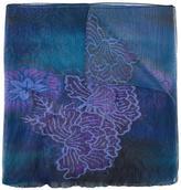 Armani Collezioni printed scarf - women - Polyester - One Size