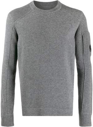 C.P. Company crew neck jumper