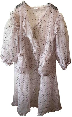 Aeryne Pink Dress for Women