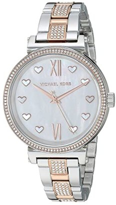 Michael Kors MK4458 - Sofie (Silver) Watches